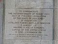 Fitzrandolph Gate inscription (Nassau Hall).jpg