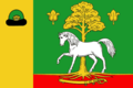 Flag of Azeevskoe rural settlement.png