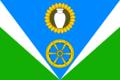 Flag of Beloglinskoe (Krasnodar krai).png