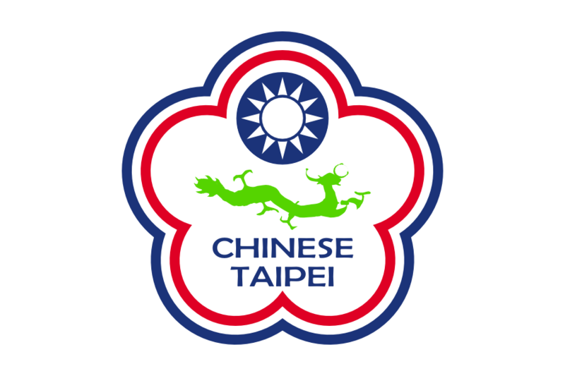 Fájl:Flag of Chinese Taipei for Deaf.png