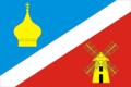 Flag of Fyodorovskoe (Rostov oblast).png