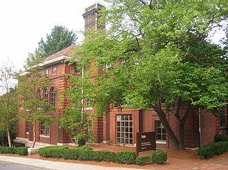 Fletcher School of Law and Diplomacy - Goddard Hall, 2010