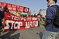 Flickr - NewsPhoto! - NATO protest Strasbourg 4-4-09 (26).jpg