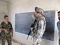 Flickr - The U.S. Army - School improvements coming to Zaggurbanya Village.jpg