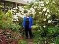 Flickr - brewbooks - Mary Ellen in Our Garden.jpg