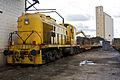 Flickr - nmorao - Locomotiva 1512, Estação de Portalegre, 2008.12.09.jpg