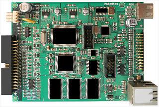 Floppy disk hardware emulator