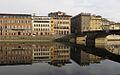 Florence-Arno-Ponte Santa Trinita-Italie.JPG