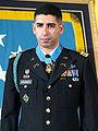 Florent Groberg awarded-Medal-of-Honor-(cropped).jpg
