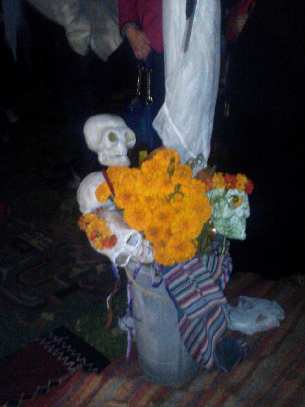 Flower of the Dead ánima (memorial)
