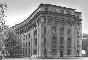 Ivan Fomin - Novy Peterburg, completed building, 1914
