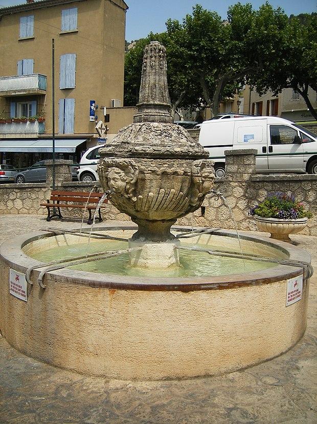 Monument historique à Beaumes-de-Venise