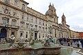 Fontana del Moro - Rome, Italy - DSC09669.jpg