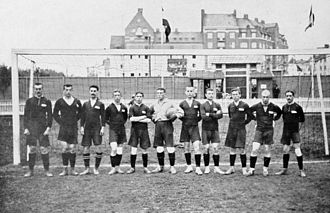 Russian Empire national football team - Russian Empire squad at the 1912 Olympics
