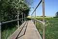Footbridge at Little Wisbeach - geograph.org.uk - 420608.jpg