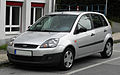 Ford Fiesta (VI, Facelift) – Frontansicht, 17. Juni 2011, Wülfrath.jpg