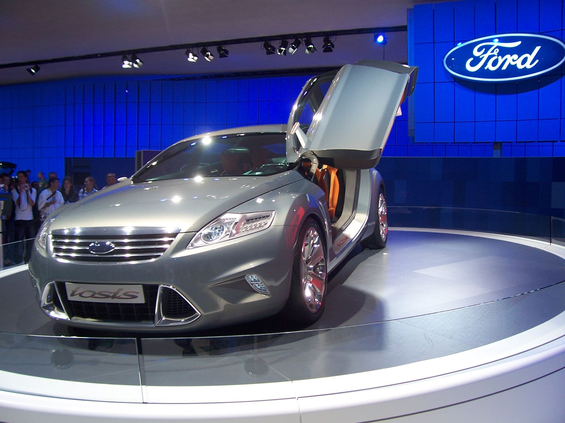Ford Kinetic Design Wikipedia