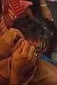 Forehead Piercing - Ujjal Majar - Gajan Sannyasi - Bainan - Howrah 2015-04-14 7983.JPG