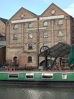 Former Canal Museum - geograph.org.uk - 678703