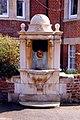 Former fountain on Walton Well Road - geograph.org.uk - 1760230.jpg