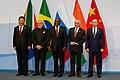 Foto de família dos Chefes de Estado e Governo do BRICS 2018.jpg