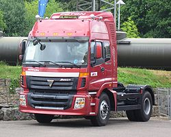 Foton Motor - Wikipedia