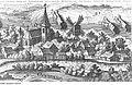 Fotothek df rp-b 0340061 Rackwitz-Podelwitz. Ortsansicht mit Bockmühle, Ausschnitt aus der Darstellung de.jpg