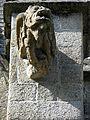 Fougères (35) Église Saint-Sulpice Façade sud 1ère chapelle 04.jpg