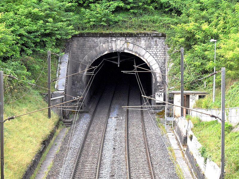 Foug Tunnel du chemin de fer. On trouve entre Lay-Saint-Remy et Foug, deux tunnels parallèles, l'un pour la voie de chemin de fer et l'autre pour le canal, qui tous deux coupent à travers l'un des méandres de l'ancien lit de la Moselle, évitant ainsi un long détour par la ferme de Savonnières.