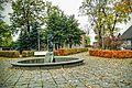 Fountain in the Jakobson's street park, Viljandi.jpg