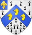 Fox Family Coat of Arms (Escutcheon).png