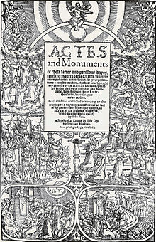 Image result for acts and monuments