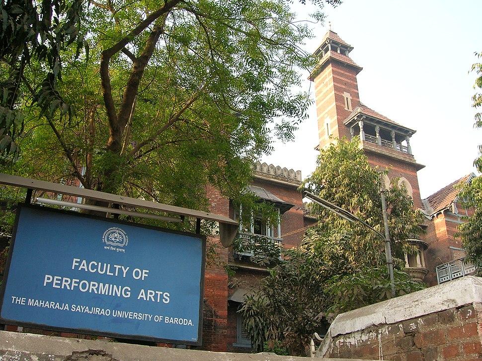 Maharaja Sayajirao University of Baroda - Howling Pixel