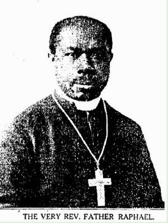 Raphael Morgan - Source: The Daily Gleaner (Kingston, Jamaica). July 22, 1913.