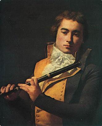 François Devienne - François Devienne, attributed to Jacques-Louis David