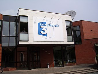 France 3 Picardie building in Amiens - front with logo.jpg