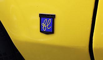 Francis Lombardi - Image: Francis Lombardi logotype on OTAS 820