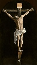 Francisco de Zurbarán - The Crucifixion - 1954.15 - Art Institute of Chicago.jpg