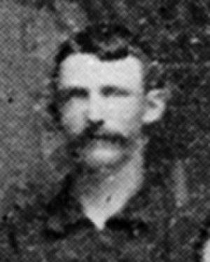 Frank Butler (outfielder) - Image: Frank Butler 1895