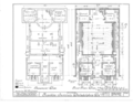 Franklin Institute, 15 South Seventh Street, Philadelphia, Philadelphia County, PA HABS PA,51-PHILA,153- (sheet 3 of 7).png