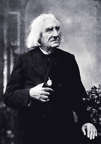 Music of Hungary - Franz Liszt, prominent Hungarian composer