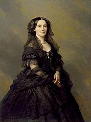 Portrait of Princess Kotschoubey