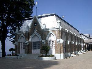 St. Joseph's School, Darjeeling - Fraser Hall
