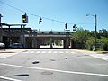Fredericksburg Amtrak-VRE Station; Princess Anne Street.JPG