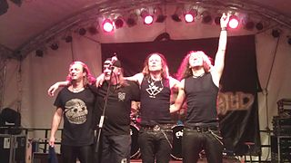 Freedom Call German power metal band