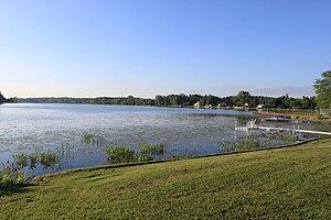 Freedom Township, Michigan - Image: Freedom Township Pleasant Lake