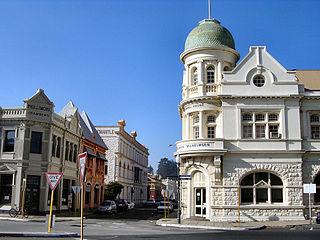 Fremantle West End Heritage area