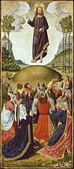 Altarpiece from Thuison-les-Abbeville: The Ascension