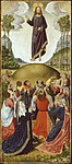 French School - Altarpiece from Thuison-les-Abbeville, The Ascension - 1933.1057 - Art Institute of Chicago.jpg