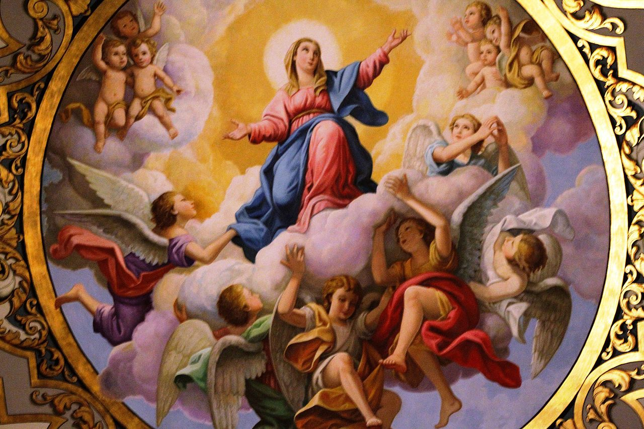 Assumption Of Our Lady Video For Kids